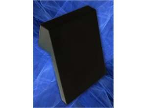 CAVALLO Vagnerplast podhlavník - černý
