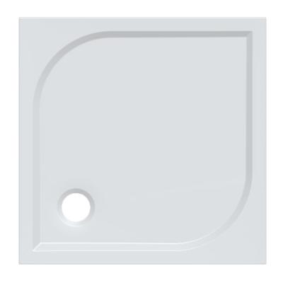 KARRE 80 HQ008 Gelco Sprchová vanička čtvercová