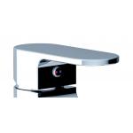 RAVAK CHROME CR 066.00 Podomítková baterie bez přepínače pro R-box