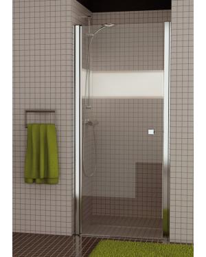 SL1 0800 50 07 SanSwiss Sprchové dveře jednokřídlé 80 cm