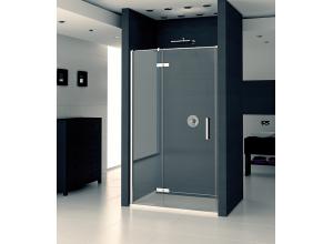 PU13PG 1000 10 07 SanSwiss Sprchové dveře jednodílné 100 cm levé