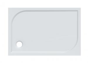GALET 120×80 LQ12080 Gelco Sprchová vanička obdelníková