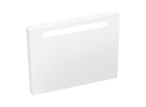 Ravak CLASSIC 800 Zrcadlo s osvětlením bílá
