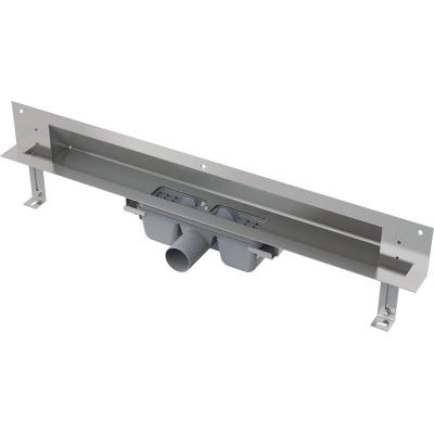 APZ5-TWIN-650 Stěnový žlab s krytem TWIN provložení dlažby