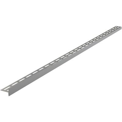 APZ 902/1000 Nerezová lišta pro spádovou podlahu - pravá, matná