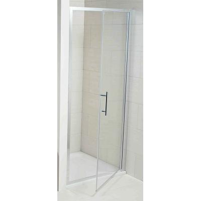 JIKA CUBITO 2.5424.2.002.668.1 Sprchové dveře 90, transparent