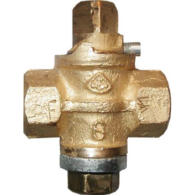 4K-800 1/4˝ Plynový kohout