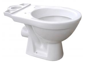Jika LYRA PLUS 8.2438.6.000.000.1 WC kombi mísa - odpad vodorovný - hluboké splachování