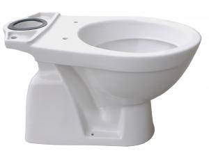 Jika LYRA PLUS 8.2438.7.000.000.1 WC kombi mísa - odpad spodní - hluboké splachování