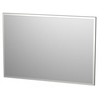 AL ZS 100 Intedoor Zrcadlo v AL rámu bez osvětlení, šíře 100 cm