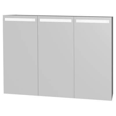 D ZS 120 Intedoor Zrcadlová stěna s LED osvětlením ve dvířkách