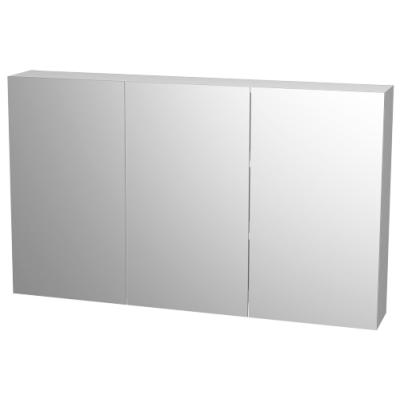 E ZS 120 37 Intedoor Zrcadlová skříňka s oboustranným zrcadlem