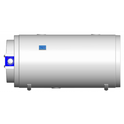 LOVK 150 D Kombinovaný ležatý ohřívač