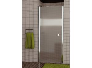 SL1 1000 50 30 SanSwiss Sprchové dveře jednokřídlé 100 cm