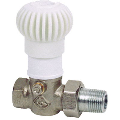 VE-4522A 1/2˝ Radiátorový kohout přímý