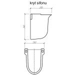 ELA 3102 Cesan Kryt sifonu