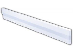 RAVAK PERSEUS 100 SET N Přední panel pro čtvercovou vaničku 100×100 cm - bílý