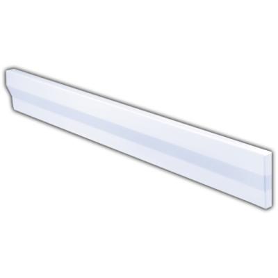 RAVAK PERSEUS 90 SET N Přední panel pro čtvercovou vaničku 90×90 cm - bílý