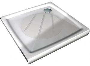 RAVAK PERSEUS PRO 100 Sprchová vanička čtvercová 100 cm - bílá