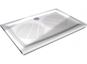 RAVAK GIGANT PRO 80×100 Sprchová vanička obdelníková - bílá