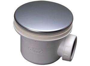 RAVAK STANDARD 90 CR Sifon pro sprchovou vaničku 90 mm - chrom