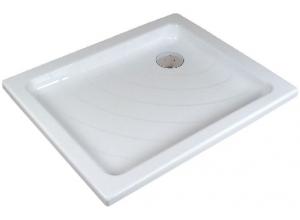 RAVAK ANETA LA Sprchová vanička obdelníková 75×90 cm - bílá