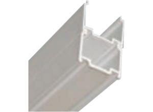 RAVAK NPS Nastavovací profil sprchový 185 cm bílý