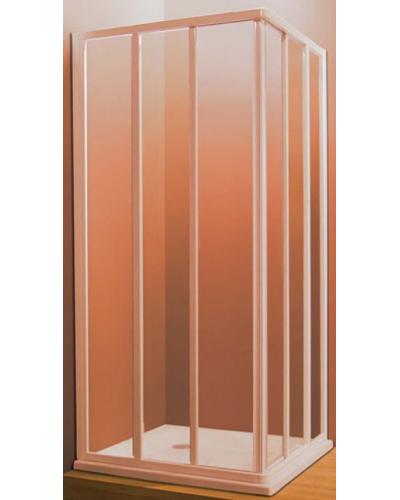 ASRV3-90 TRANSPARENT Ravak Díl sprchového koutu 90 cm bílý