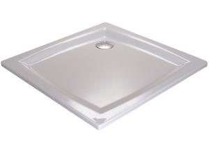 RAVAK PERSEUS 100 LA Sprchová vanička čtvercová 100 cm - bílá