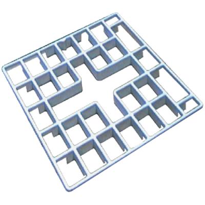 Odkládací rošt pro dřez 74×52,70×50 Romay
