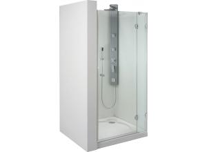 PSDKR 1/100 L SKLO Sprchové dveře jednodílné