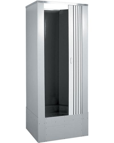 DORA 81×81×212 Průmyslový box s dveřmi