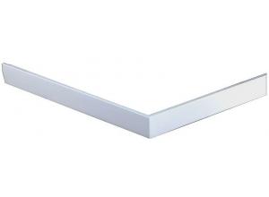 RAVAK PERSEUS PRO 90 SET Přední panel L pro čtvercovou vaničku 90×90 cm - bílý