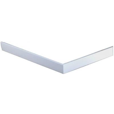 RAVAK PERSEUS PRO 80 SET Přední panel L pro čtvercovou vaničku 80×80 cm - bílý