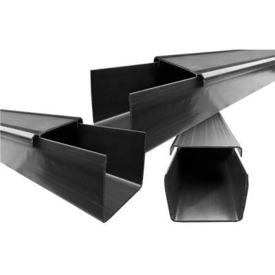 Kabelový žlab bez víka 12×8×400cm
