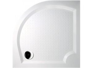 VIVA 80 GV558 Gelco Sprchová vanička čtvrtkruhová - profilovaná