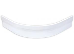 RAVAK SABINA 90 SET Přední panel pro čtvrtkruhovou vaničku 90×90 cm - bílý