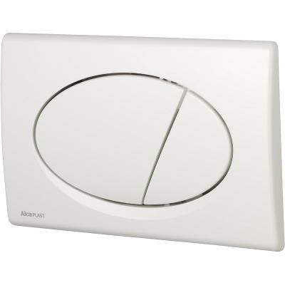 M70 AlcaPlast Tlačítko ovládací bílé