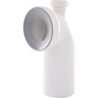 A90-90P40 AlcaPlast Připojovací nástavec k WC spřipojením pr. 40