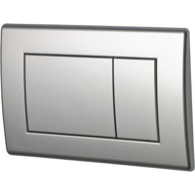 M272 AlcaPlast Tlačítko ovládací matný chrom