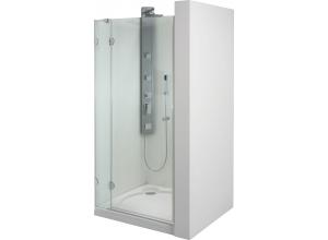 Teiko PSDKR 1/90 P SKLO Sprchové dveře jednodílné