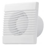 AV BASIC 100 T Axiální ventilátor stěnový s časovým doběhem