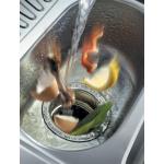 TR 50.2 TEKA drtič odpadků - Detail práce drtiče odpadků
