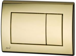 M275 AlcaPlast Tlačítko ovládací zlaté