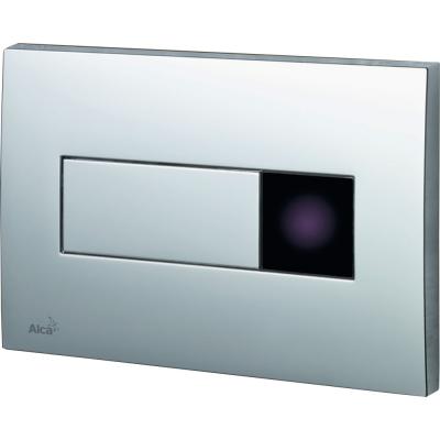 M371S Tlačítko ovládací leštěný chrom sesenzorem