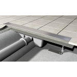 APZ6-850 Liniový podlahový žlab pro plný rošt