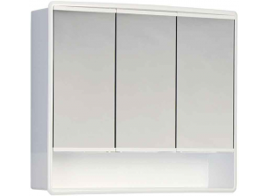 LYMO 59 x 50 Jokey Zrcadlová skříňka - bílá