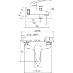 KGEA-kanalizační odbočka 315/125/45°
