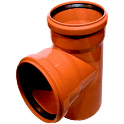 KGEA-kanalizační odbočka 110/110/87°