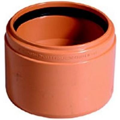 KGUSM-kanalizační přechodka 125 PVC/kamenina